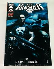 PUNISHER MAX BY GARTH ENNIS OMNIBUS HC VOL 2 MARVEL NEW SEALED
