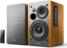 Edifier R1280DB Active 2.0 Bookshelf Studio Bluetooth Speakers Brown