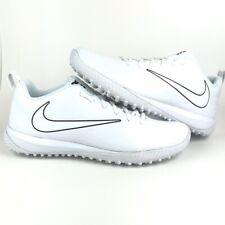 Nike Air Vapor Varsity Low White Lacrosse Turf Cleats 923492-110 US Sz 6