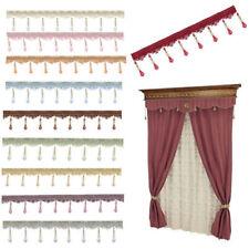 Beaded Modern Window Curtains