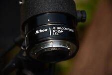 Modified Nikkor Nikon TC-16A makes every AI-lens semi-AF