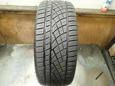1 245 45 20 103Y Continental Extreme Contact DWS 06 Tire 7.5-8/32 No Repair 4416