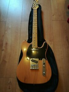Telecaster Electric Guitar Full Size G4M Solid Kit