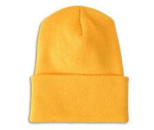Knit  Cap Cuffed long Beanie Hat Hats Snowboard Winter Ski watchcap NEW MAGIC