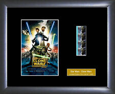 Star Wars The Clone Wars - Film Cell - Numbered Limited Edition