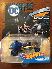 DC Comics * BATMAN Hot Rod * 2017 Hot Wheels Character Cars