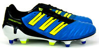 Adidas adipower Predator XTRX SG Fußballschuhe Blau Grün Soccer Gr. 40 / 44 2/3