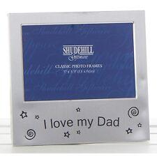 Shudehill I Love My Dad Photo Frame Picture 14cm X 13.5cm 72273
