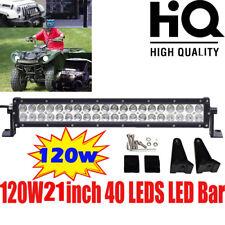 Deck Led Arbeitsscheinwerfer 120W Traktor Scheinwerfer Auto 12V 24V Leuchten