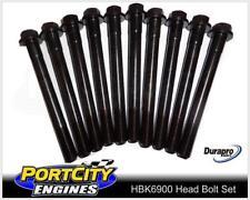 Head Bolt Set Holden 4cyl Combo C14NZ C14SE 1.4L C16SE Z16SE 1.6L HBK6900
