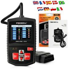 Scanner OBD2 Diagnostic Tool Fault Code Reader OBDII Multi-languages OBD 2 NT201