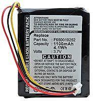 GPS batería Li-Ion 3.7 V 1100 mAh Baterías Recargable-CM85808