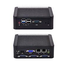 Thin Mini PC with Intel Celeron j1900 processor onboard,quad core 2.42 GHz Q190P