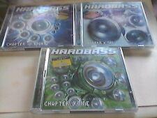 Hardbass  Vol.6,8,9       Sammlung