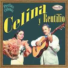 CELINA Y REUTILIO Perlas Cubanas CD #8/120 CUBA Son Guajira Guaracha Punto Rezo