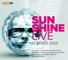 SUNSHINE LIVE  Classics 2020  ( Neuer Sampler 2020 ) 2 CD NEU & OVP 20.11.2020