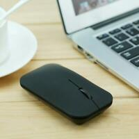 Portable Rechargeable Bluetooth 3.0 Wireless Mouse Mice For Laptop PC Tablet