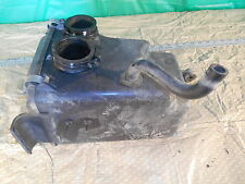 2004 04 HONDA TRX 350 4X4 AIRBOX + FILTER + ELEMENT HOLDER + CARB BOOT #2 TRX350