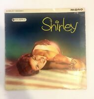"Shirley bassey 12"" vinyl record lp Shirley 33sx 1286 mono green Columbia"