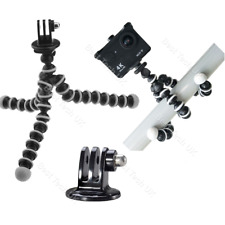 For GoPro Hero Action Camera DSLR SLR Tripod Gorilla Octopus Mount Stand 1/4-20
