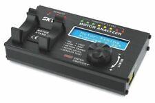 SKYRC BL Motor Analyzer Brushless Checker Tester KV Rpm Amp Timing Gforce