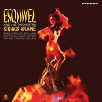Esquivel And His Orchestra-Strings Aflame + 1 Bonus Track (LP Collector's Editio