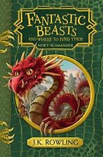 Fantastic Beasts and Where to Find Them by J.K. Rowling (Paperback, 2018)