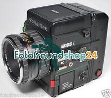 Rollei Rolleiflex 6008 e + 6x6 CARICATORE + Planar HFT PQ 2.8/80
