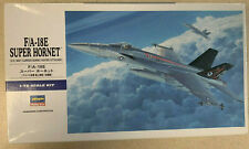 Hasegawa 1/72 F/A-18E Super Hornet [Us Navy Fighter/Attacker] Pn - 00549 E19