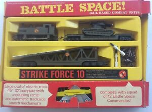 TRIANG HORNBY BATTLE SPACE  very rare  Strike force 10  complete set