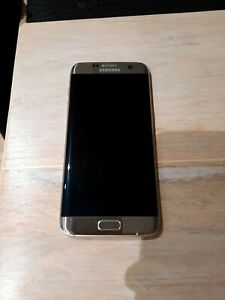 Samsung Galaxy S7 edge SM-G935F - 32GB - Silver (Unlocked)