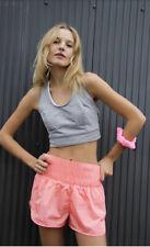 NWT Free People Movement The Way Home Shorts Papaya Punch Small