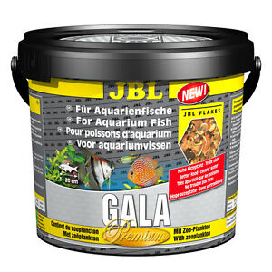 JBL Gala 5,5 L - Fish Food Spirulina Fish Flake Food Premium