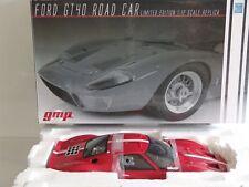 FORD GT40 Road car GMP 1:12 (G1201319). RARISSIME. LIMITEE A 200 unités