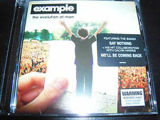 Example The Evolution Of Man CD – NEW