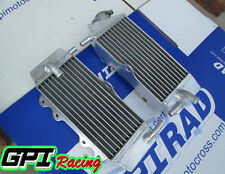 FOR YAMAHA YZ250F 2002-2005 WR250F 2001-2006 03 04 ALUMINUM RADIATOR
