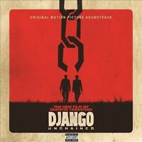 Django Unchained - Original Soundtrack (CD, Jan-2013, Republic) NEW & SEALED