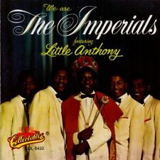 New: LITTLE ANTHONY AND THE IMPERIALS - We Are The Imperials CD