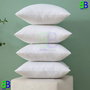 Deep Filled Cushion Inners Inserts Pads PUMPED Fillers Scatters Pillows UK Stock