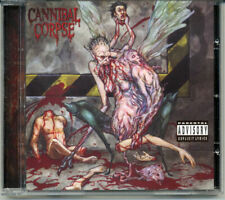 """Cannibal Corpse """"bloodthirst"""" 1999 CD JEWEL Case"""