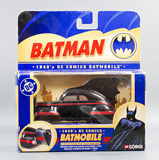 CORGI Classics DC Comics Batman 1940 Batmobile MIB