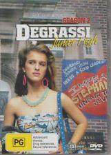 D.V.D MOVIE  DB601   DEGRASSI  JUNIOR HIGH  SEASON 2    2 DISC SET   DVD