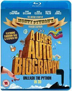 A Liars Autobiography: The Untrue Story of Monty Pythons Graham [DVD][Region 2]