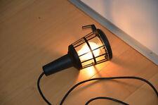 Handlampe, Arbeitslampe, stoßfest, mit Leuchtmittel, TÜV geprüft, klassisch, neu