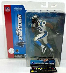 NFL Debut Carolina Panthers Julius Peppers McFarlane Figure Series 7 - NEW!!