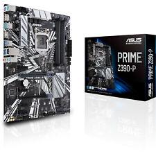 NEW! Asus Prime Z390-P Intel Z390 1151 Atx 4 Ddr4 Xfire Hdmi Dp Dual M.2