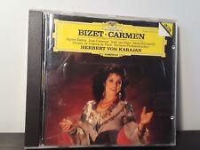 Herbert Von Karajan - Bizet: Carmen - Querschnitt (CD, 1983, Polydor)