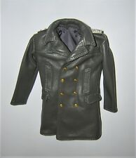 DiD Kings Toys 1:6 Scale WW2 German U-Boat Captain Leather Coat