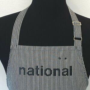 National Supermarket Uniform Apron St Louis New Orleans Defunct Grocery Store AC