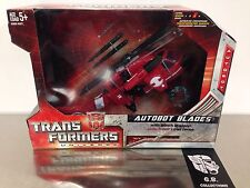 Transformers Universe Autobot Blades Voyager Class New Sealed